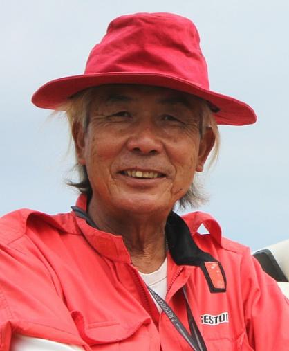 西田秀男さんの写真